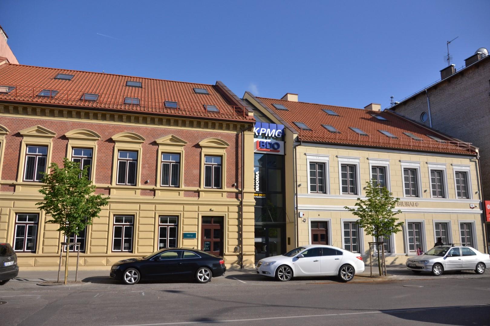 Liepu g. fasadas 2